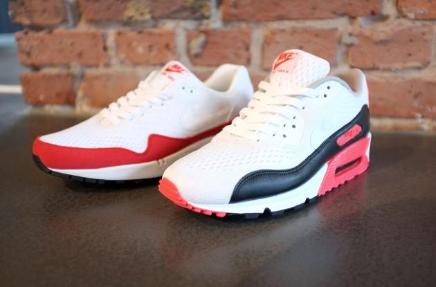 Nike Air Max 90 Vs 1